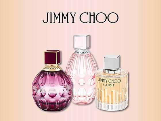 Jimmy Choo Parfums Duftset Gewinnspiel