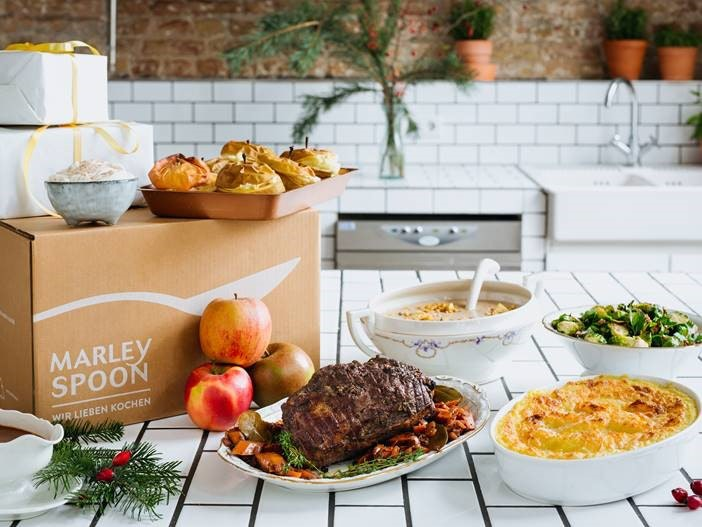 Leckere Kochbox von Marley Spoon Gewinnspiel