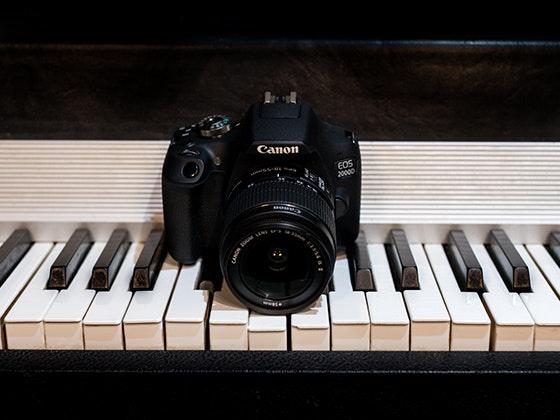 Die Canon EOS 2000D Gewinnspiel