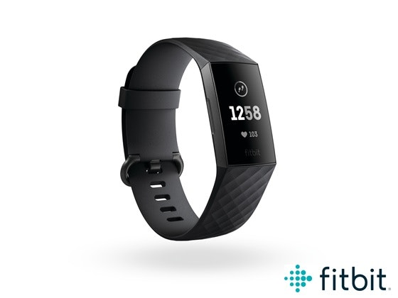 Fitbit charge 3 produktbild 1