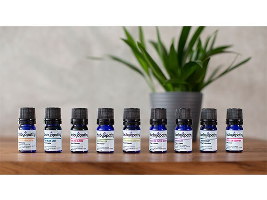 Babyopathy Essential Oils Bundle sweepstakes