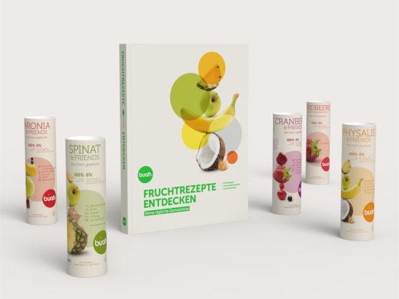 Knusprige Früchte + Rezeptbuch Gewinnspiel
