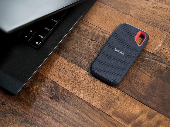 SanDisk Extreme Portable SSD Gewinnspiel