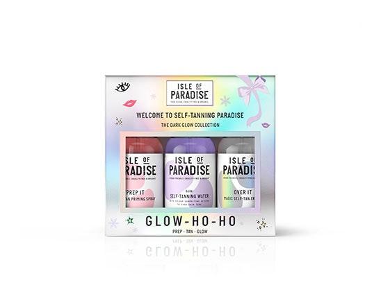 Isle of Paradise Glow-Ho-Ho, Medium Glow Collection sweepstakes