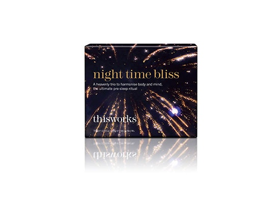 This Works Night Time Bliss at John Lewis sweepstakes
