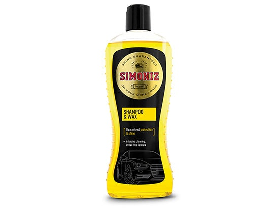 Simoniz Shampoo and Wax 500ML  sweepstakes