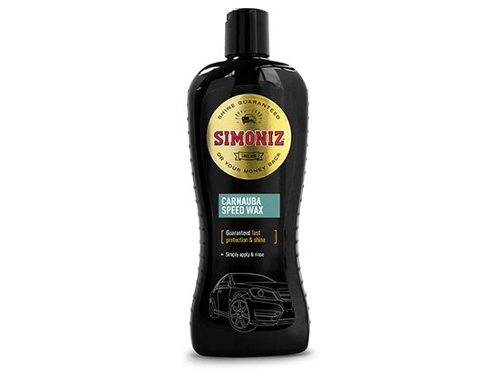 Simoniz Carnauba Speed Wax 500ML  sweepstakes