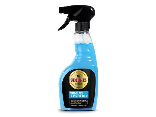 Simoniz Anti-Glare Glass Cleaner 500ML sweepstakes