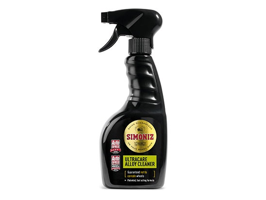Simoniz Alloy Wheel Cleaner 500ML  sweepstakes
