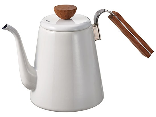 Hario Bona Coffee Enamel Drip Kettle sweepstakes