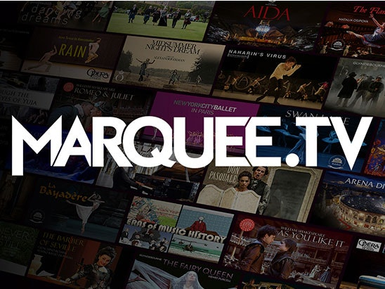 Year's Subscription to Marquee.TV sweepstakes