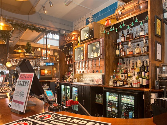£50 Pizza and Beer Bar Tab at Whitecross Tap sweepstakes