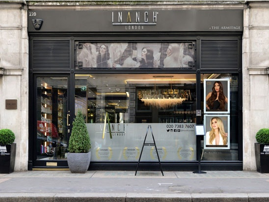 Pampering at Inanch London sweepstakes
