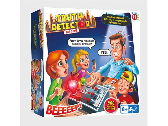 Truth Detector sweepstakes