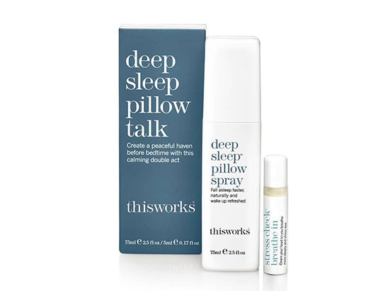 This Works Deep Sleep Pillow Talk - The Ultimate Sleep-Promoting Duo sweepstakes