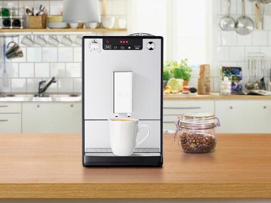 Kaffeevollautomat von Melitta Gewinnspiel