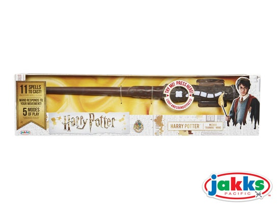 2 Harry Potter wands from JAKKS sweepstakes