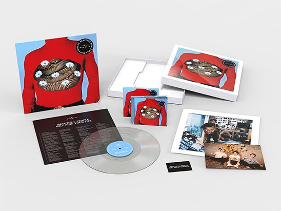 2 Tickets to The Wombats at Wembley Arena, special edition boxset of their new album and an official band tshirt sweepstakes