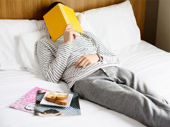 Bedside Reading / Hyatt East End sweepstakes