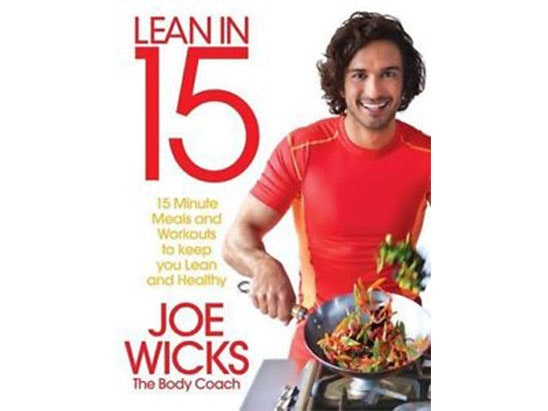 Joe Wicks sweepstakes