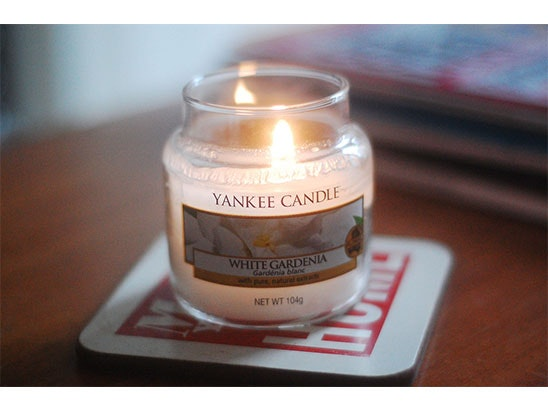 Yankee candle sweepstakes
