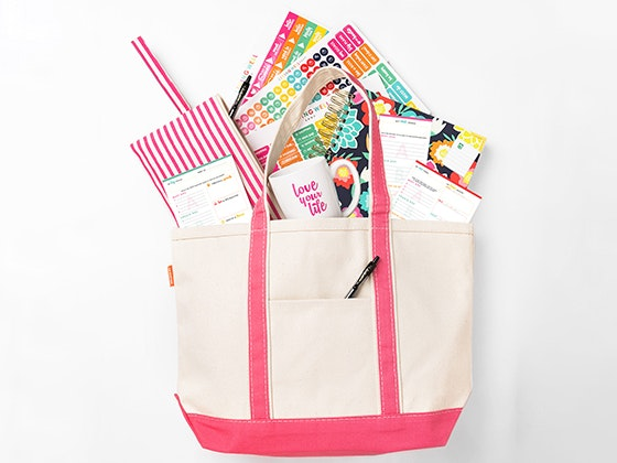Crush It Collection from Living Well Spending Less sweepstakes