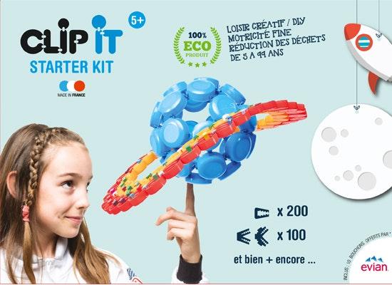 jeu concours Clip it