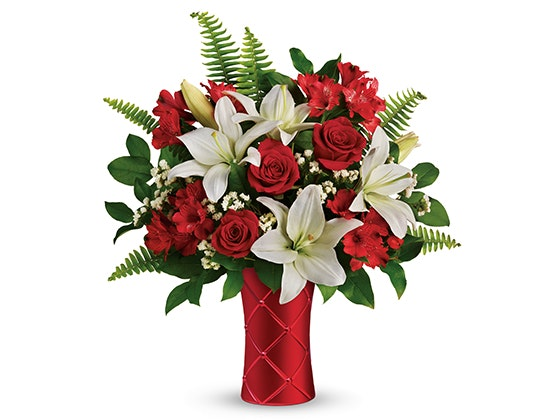 Teleflora Sweetest Satin Bouquet sweepstakes