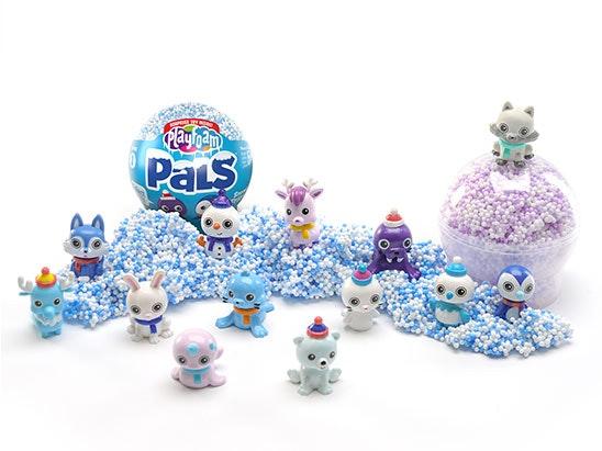 Playfoam Pals - Snowy Friends sweepstakes