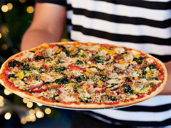 £50 PizzaExpress Voucher sweepstakes