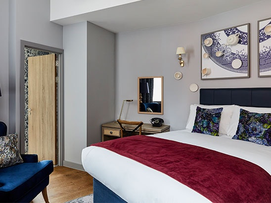Hotel Stay and Dinner in Manchester sweepstakes