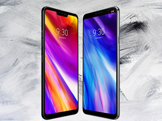 Win a Sprint LG G7 Thinq Phone! sweepstakes