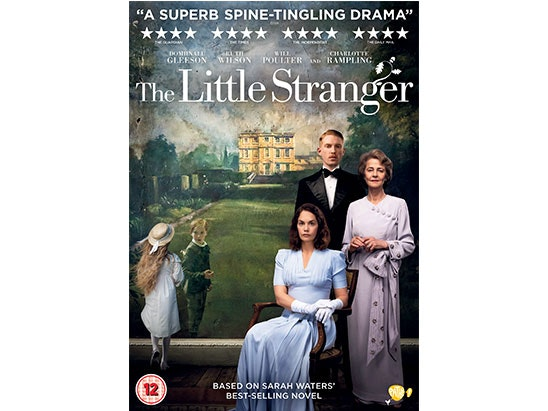 The Little Stranger Signed Poster and DVD sweepstakes