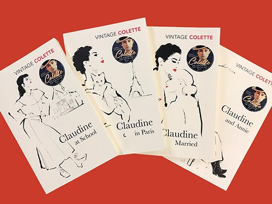 Bundle of 4 Colette Books sweepstakes