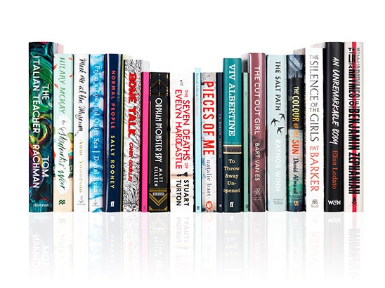 20 books and £20 Costa Giftcard sweepstakes