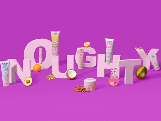Year's supply of Noughty Products sweepstakes