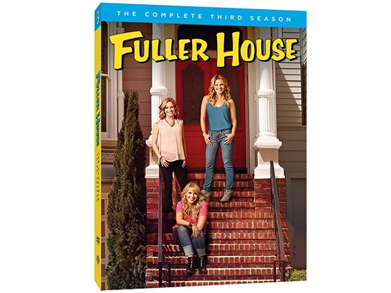 Fuller House: The Complete Third Season DVD sweepstakes