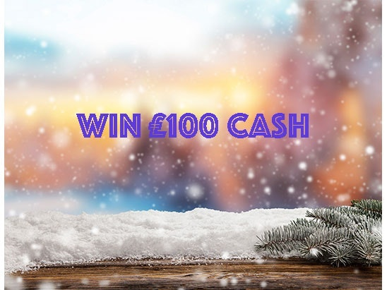 £100 cash sweepstakes