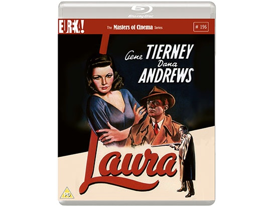 LAURA Blu-Ray sweepstakes
