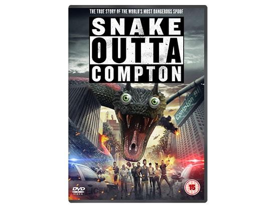 Snake Outta Compton DVD sweepstakes