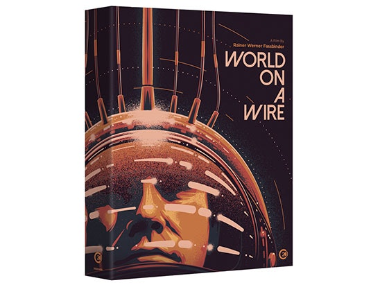 World on a Wire Blu-Ray Box Set sweepstakes