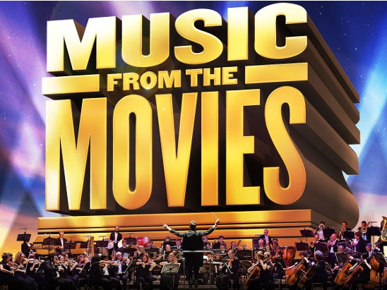 Pair of tickets to Music From The Movies sweepstakes