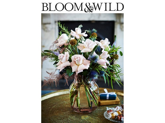 £40 Bloom & Wild Digital Voucher sweepstakes