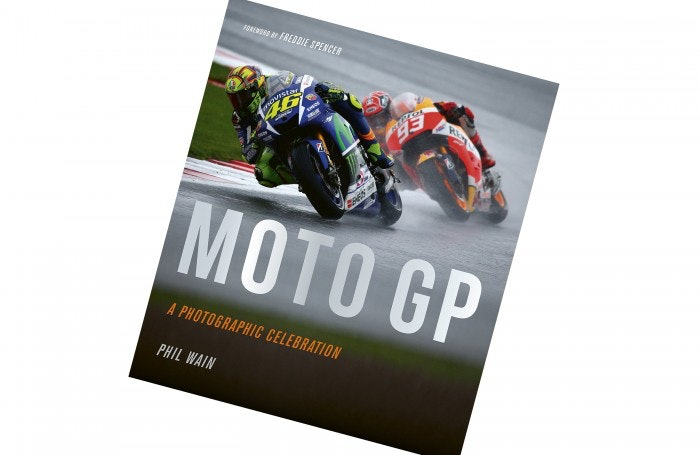 MotoGP A photographic Celebration in hardback sweepstakes