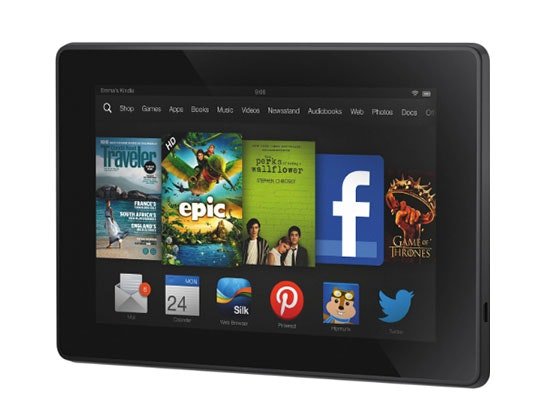 Fire HD 10 Tablet sweepstakes