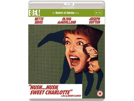 HUSH...HUSH SWEET CHARLOTTE Blu-ray sweepstakes