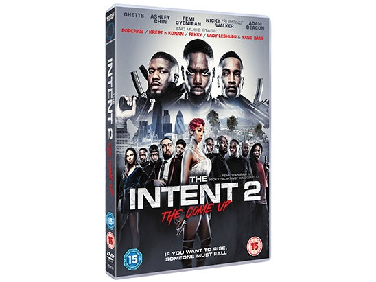 The Intent 2 sweepstakes