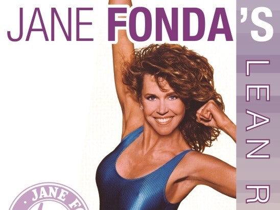 2 Jane Fonda Remastered DVDs sweepstakes