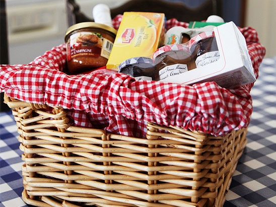 Food Hamper sweepstakes