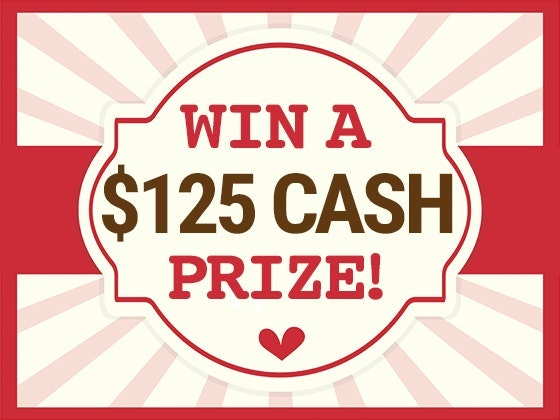 $125 Cash Prize January 2019 sweepstakes